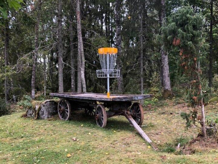 Lundby DiscGolfPark, Enköping